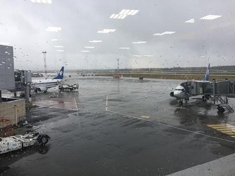Фотообзор аэропорта Москва Жуковский
