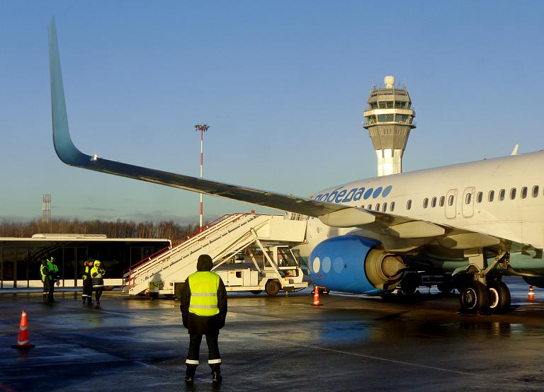Фотообзор аэропорта Лондон Станстед