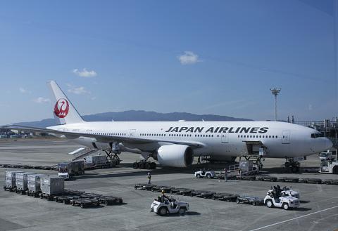 Фотообзор аэропорта Осака