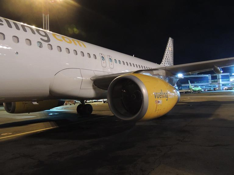 Москва-Барселона с Vueling. Love The Way You Fly.