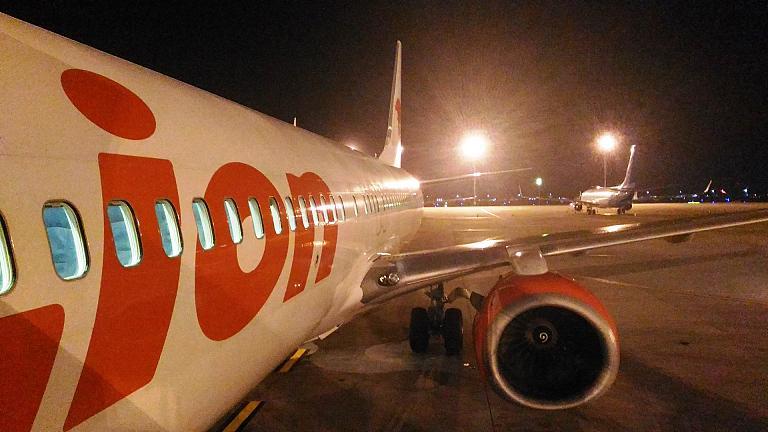 Денпасар (DPS) - Джакарта (CGK) и обратно на индонезийском лоукосте Lion Air. Часть 1.