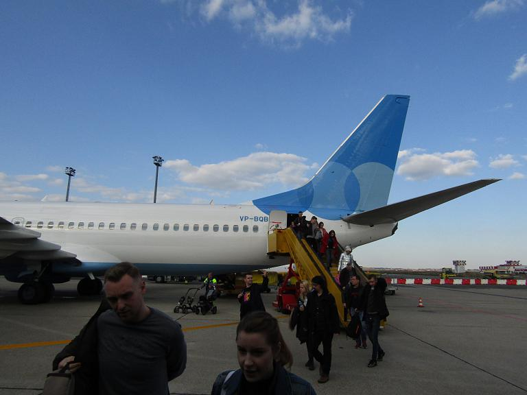 Весенние полеты с Победой. Часть 1. Москва VKO - Братислава Мирослав Штефаник BTS на Boeing 737-800