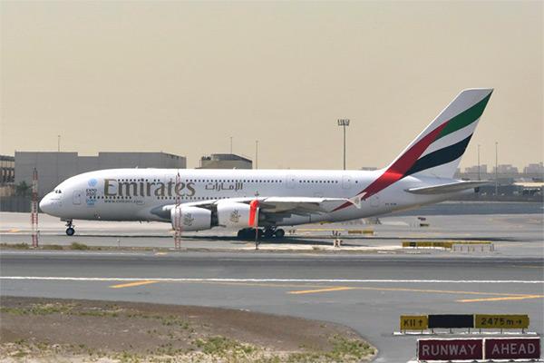 Фотообзор аэропорта Дубай