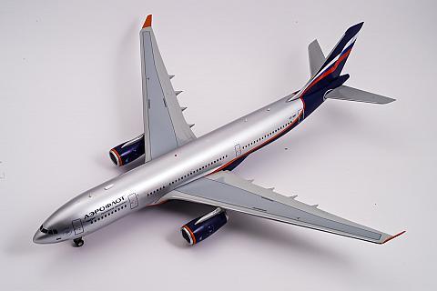 GeminiJets: Airbus A330-200 Аэрофлот в масштабе 1:200