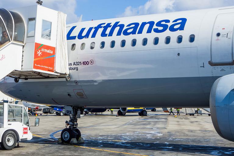 Фотообзор авиакомпании Люфтганза (Lufthansa)