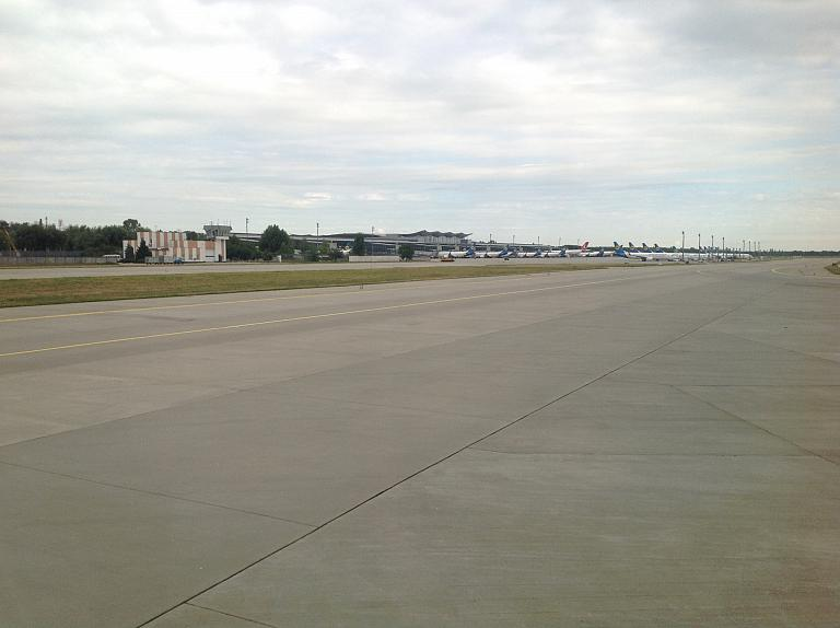 Фотообзор аэропорта Амстердам Схипхол