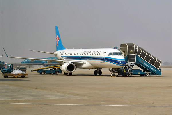 Ханой-Гуанчжоу China Southern Airlines