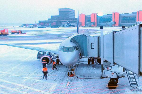 Фотообзор аэропорта Астрахань Нариманово