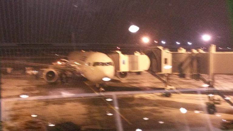 Новый Boeing B767-300ER Эйр Астаны: Астана - Алматы в бизнес классе