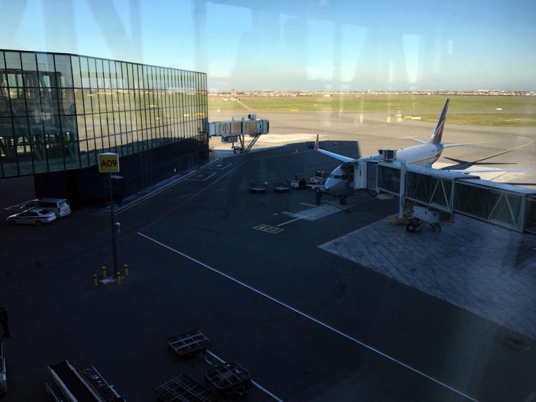 Искренне Ваш. Баку - Москва с авиакомпанией Аэрофлот.