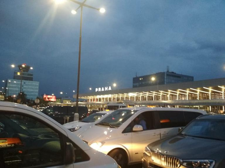 Возращение на родину.Перелёт Прага - Москва с авиакомпанией Smartwings