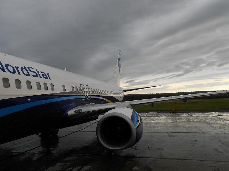 Фотообзор авиакомпании Таймыр (NordStar Airlines)