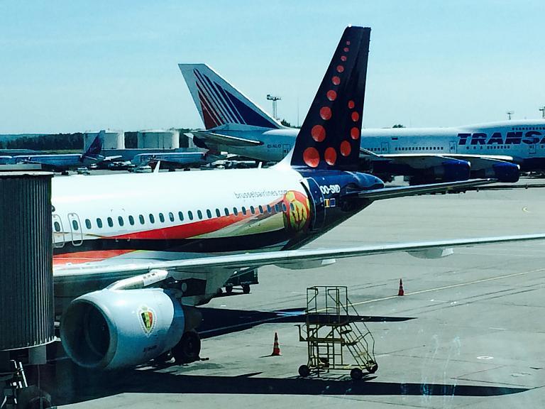 Фотообзор авиакомпании Брюссельские авиалинии (Brussels Airlines)