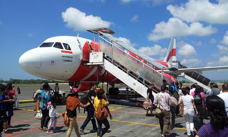 Фотообзор авиакомпании Индонезиа ЭйрАйжа (Indonesia AirAsia)