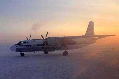 Flight reports of Antonov An-24