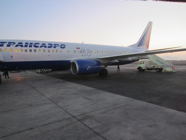 Фотообзор аэропорта Шарм-эль-Шейх