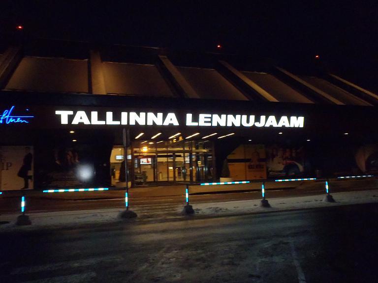 Новогодние каникулы в Прибалтике: обзор перелета из Таллина в Москву на крыльях национального российского перевозчика