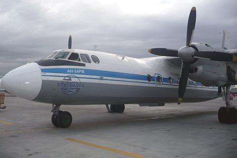 Фотообзор авиакомпании Псковавиа (Pskovavia)
