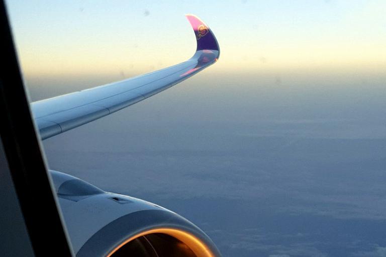 Майские каникулы ч.2 Бангкок (BKK)- Сеул (ICN). Thai Airways A-350-900 XWB (бизнес класс).