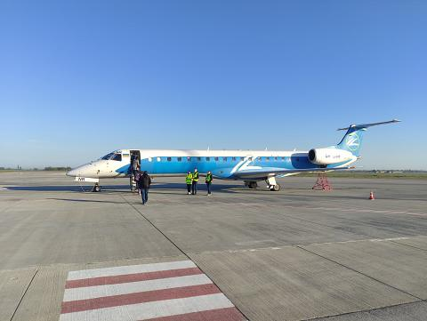 Фотообзор авиакомпании Роза ветров (Windrose)