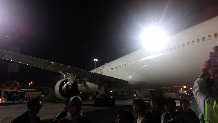Паралимпийский Рио-де-Жанейро. Часть 2. Домодедово-Дубай с Emirates Б-777