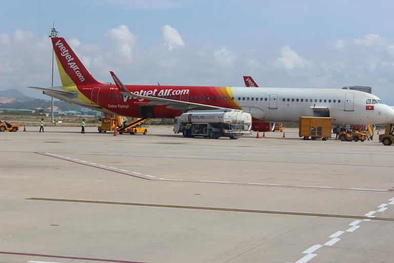 Фотообзор авиакомпании ВьетДжет Эйр (VietJet Air)