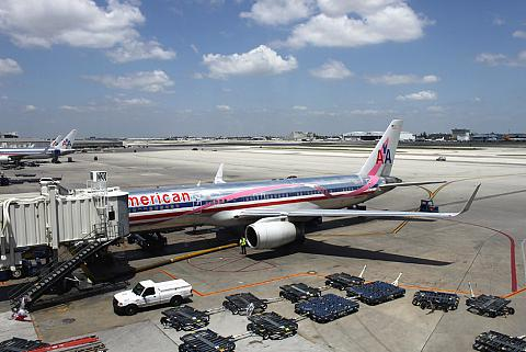 Flight reports of Boeing 757-200