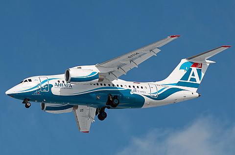 Фотообзор аэропорта Мирный