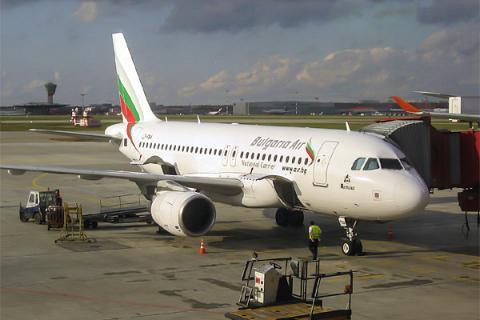Фотообзор авиакомпании Болгария  Эйр (Bulgaria Air)
