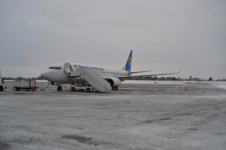 Выходные в слолице Львов (LWO) - Киев (KBP) + Kyiv Boryspil Express