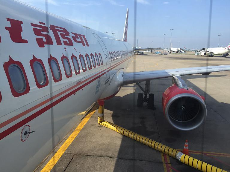 Фотообзор авиакомпании Эйр Индия (Air India)