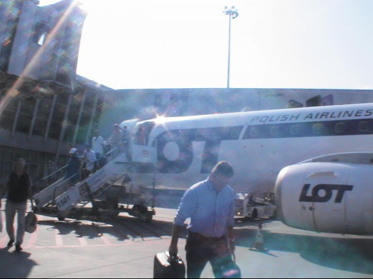 Фотообзор авиакомпании ЛОТ Польские Авиалинии (LOT Polish Airlines)