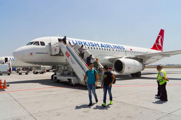 Фотообзор аэропорта Катания Фонтанаросса