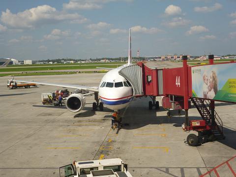 Фотообзор аэропорта Прага Вацлав Гавел