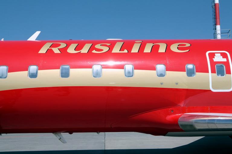 Обзор самолета CRJ-100 авиакомпании РусЛайн