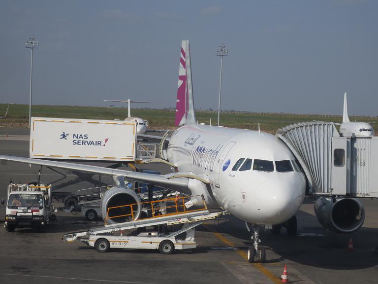 Санкт-Петербург-Москва-Доха-Найроби-Доха-Москва S7 и Катарские авиалинии
