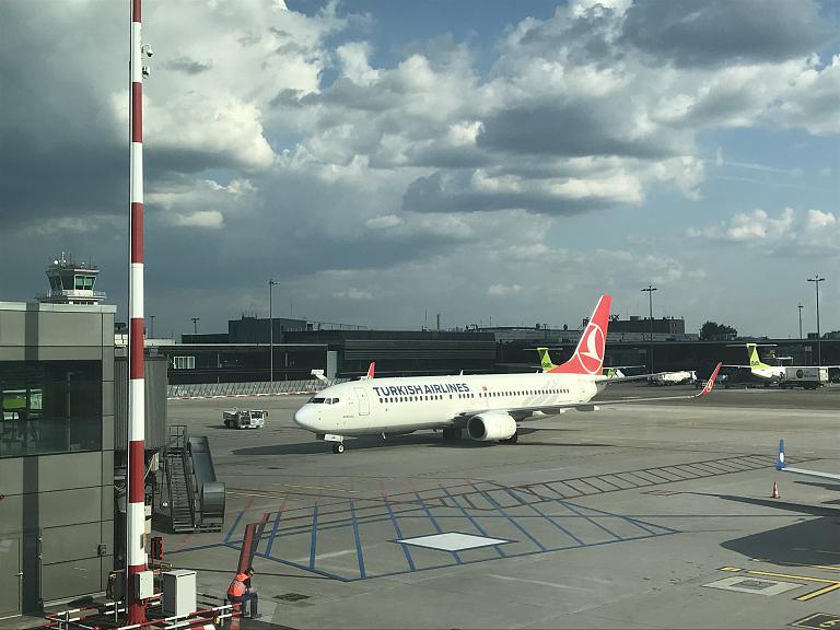 Отпуск ч.1: Рига (RIX) - Стамбул (IST) на Boeing 737-800 авиакомпании Turkish Airlines (93 фото)