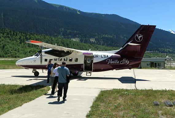Фотообзор авиакомпании СервисЭйр (ServiceAir)
