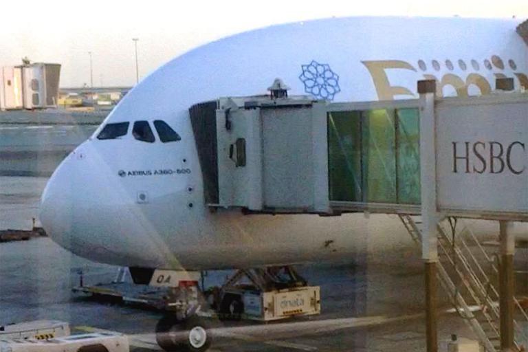 Дубай(DXB)-Москва(DME) с а/к Emirates