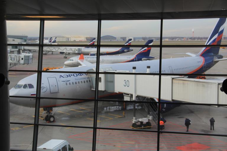 Фотообзор полета на самолете Airbus A330-200