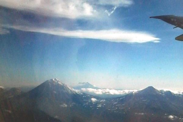 Перелет аэрофлотом на далекую Камчатку на BOEING 777-300ER