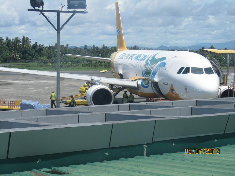 По Филиппинам с Cebu Pacific и Philppine Airlines