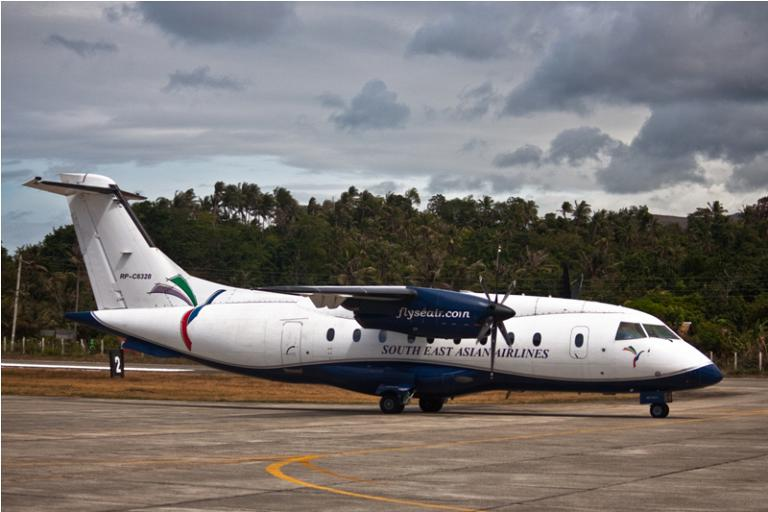 Regional airlines in the Philippines