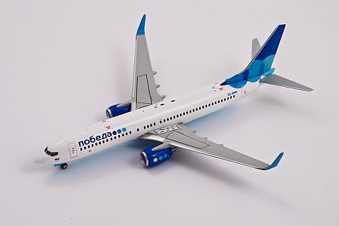 GeminiJets: Боинг-737-800 Победа в масштабе 1:400