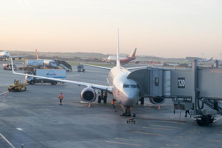 Сочи - Москва, Аэрофлот, Boeing 737-800, VQ-BHD