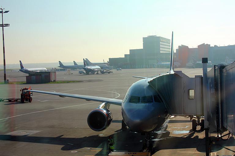 Берлин-Шёнефельд(SXF)-Москва(SVO) Аэрофлотом