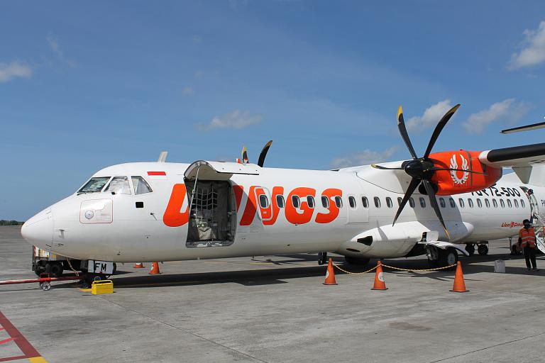 Фотообзор авиакомпании Гаруда Индонезия (Garuda Indonesia Airways)