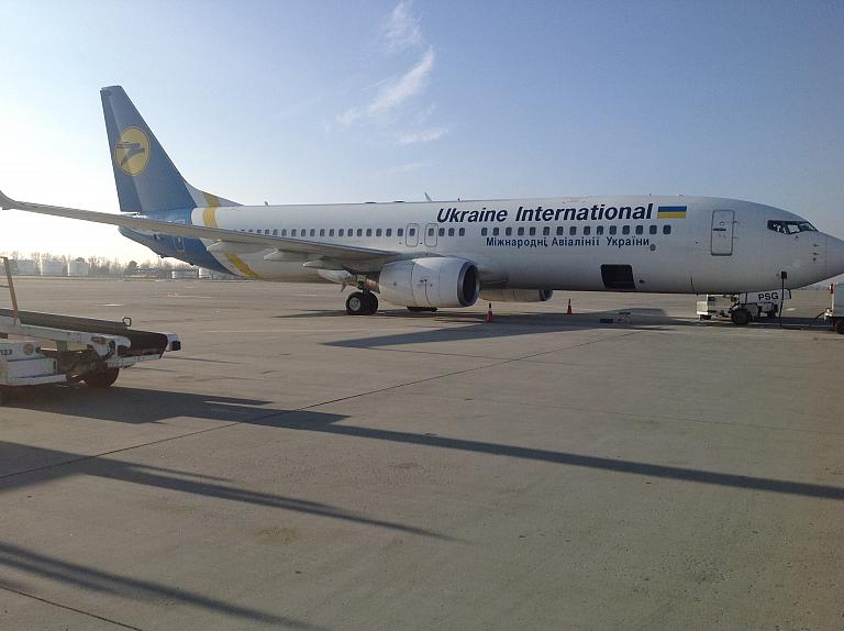 Фотообзор авиакомпании Международные Авиалинии Украины (Ukraine International Airlines)