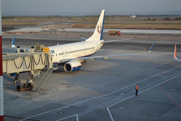 Самара-Москва рейсом SU5818