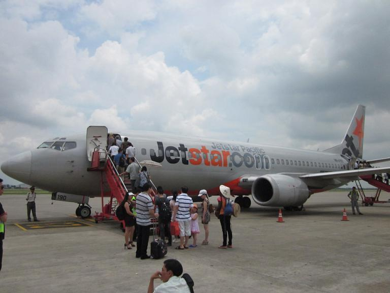 Фотообзор авиакомпании Джетстар Пасифик (Jetstar Pacific)